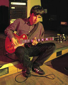 Pop Icons Noel Gallagher owned used guitar specialist valuations