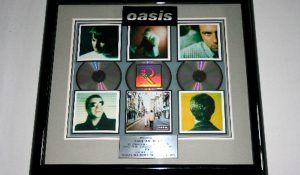 Oasis RIAA Award Wanted