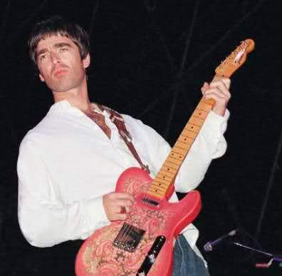 Noel Gallagher Used Guitar Wanted