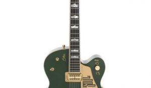 Bono owned used Gretsch guitar