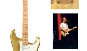 Eric Clapton 1996 Fender Stratocaster 50th Anniversary Issue Guitar