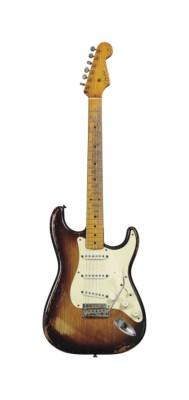 Eric Clapton 1954 Fender Stratocaster Guitar