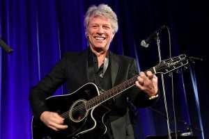 Bon Jovi Guitar Valuation
