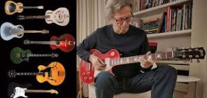Eric Clapton Guitar Valuation