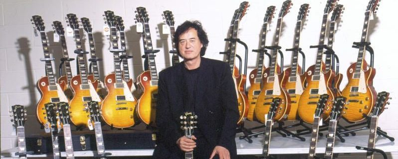 Jimmy Page Guitar Valuation