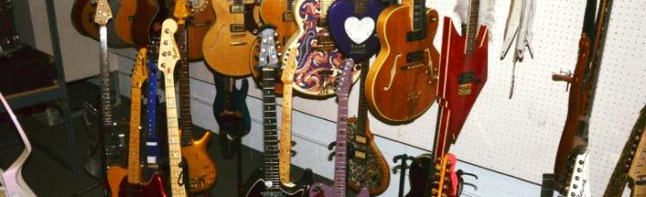 Prince Guitar Valuation