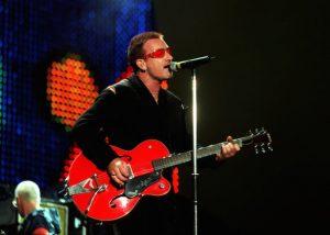 Bono Guitar Valuation