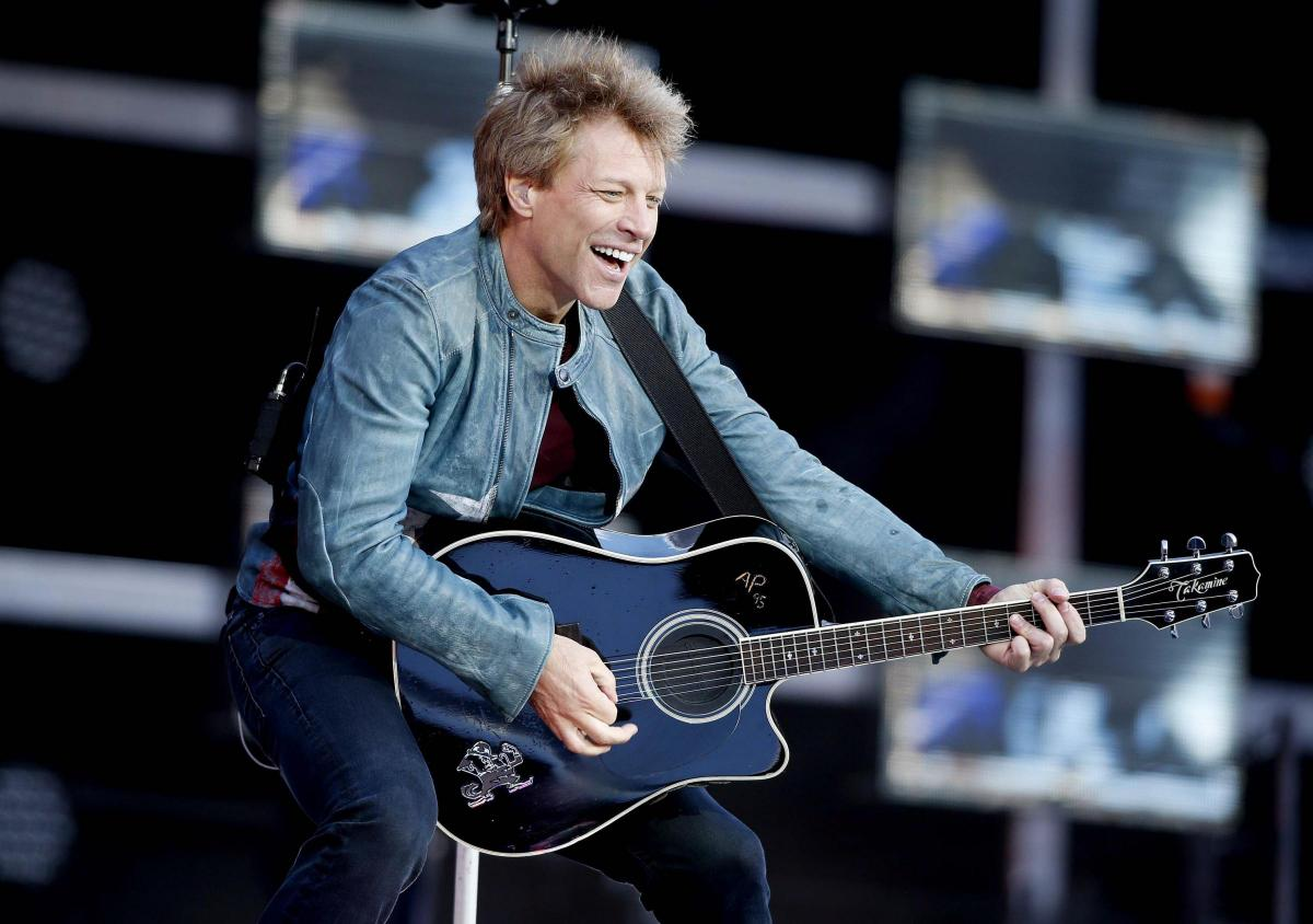 Bon Jovi Guitar Valuation