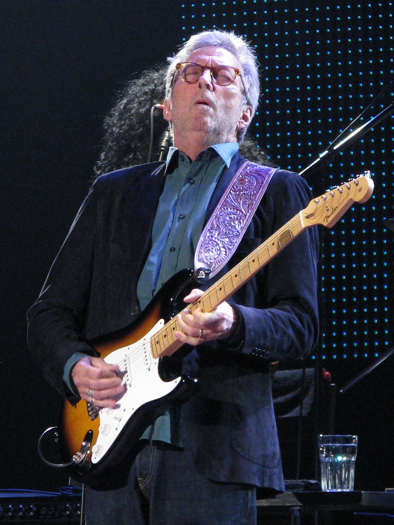 Eric Clapton Guitar Valuation