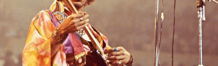 Jimi Hendrix Guitar Valuation