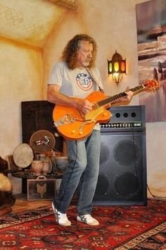 Robert Plant Guitar Valuation