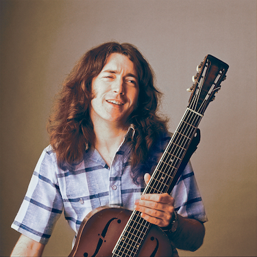 Rory Gallagher Guitar Valuation