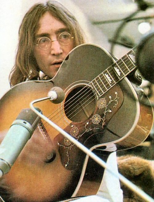 John Lennon Guitar Valuation