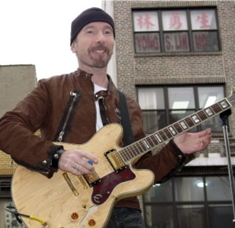 The Edge Guitar Valuation